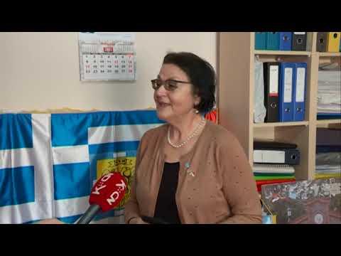 Ministarka Gordana Čomić u poseti Nacionalnom savetu Grčke nacionalne manjine u Smederevu