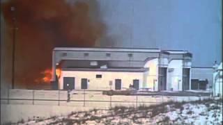 Bomarc Launch Failure 1959