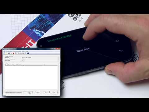 Video of Wireless Barcode Scanner Full