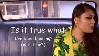 Aaradhna - Lorena Bobbitt Lyric Video