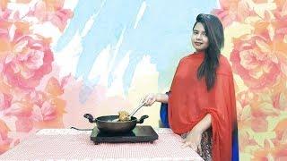 পেস্তা নারকেল রোস্ট   Pesta Narkel Roast   How To Make Bangladeshi Chicken Roast   Chicken Roast