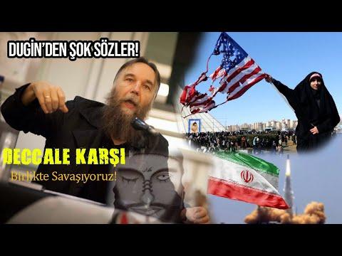 Putin'in Danışmanı Aleksandr Dugin'den Şok Sözler!