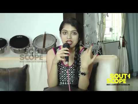 Actress Varsha tells SouthScope how she got into acting