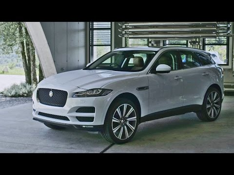 ► 2016 Jaguar F-Pace - Interior and Exterior Design