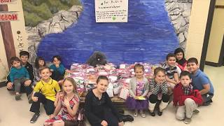 FCC Children Provide Care Kits for Children Receiving Chemotherapy