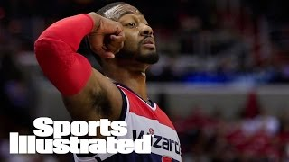 John Wall, Jae Crowder Beef After Celtics Beat Wizards   SI Wire   Sports Illustrated