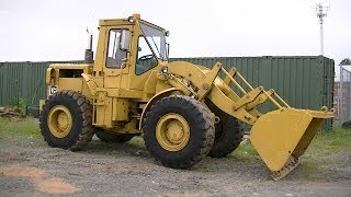 1980 CAT 950 Loader - Simmons Tractor Limited