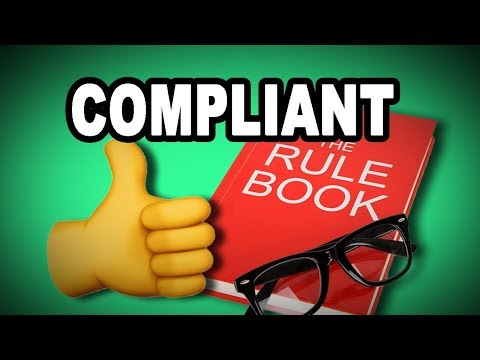 Learn English Words: COMPLIANT - Meaning, Vocabulary with Pictures and Examples