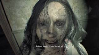 Resident Evil 7 - Help 1 - (Head to the attic - Find Fuse)
