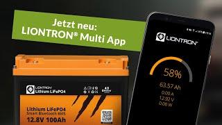 Die neue LIONTRON Multi App