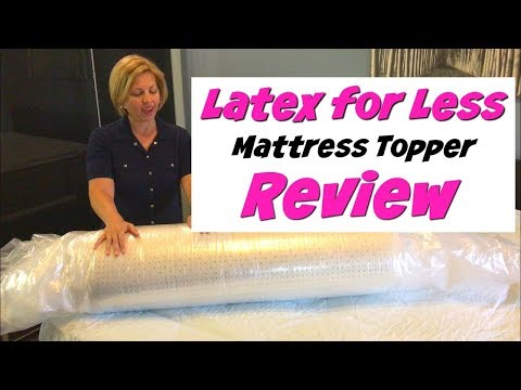 Latex for Less Review | Affordable Natural Mattress Topper