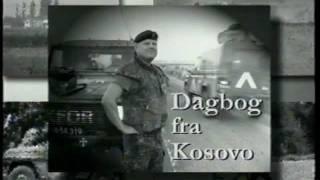 Dagbog nr2 KOFO 1 Kosovo 1999