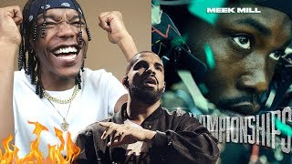 Meek Mill - Going Bad feat. Drake [Official Audio] Reaction