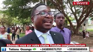 COMMÉMORATION PATRICE LUMUMBA 2018 ÉGLISE ESALI MPIAKA, MFUMU TOTO MONTE AU CRÉNEAU.