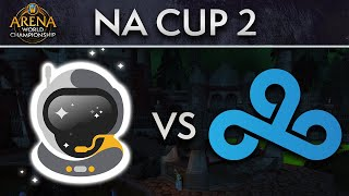 Cloud9 vs Spacestation Gaming | Upper Quarters | AWC NA Cup 2
