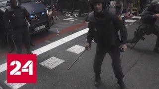 Каталония ждет реакции Брюсселя на референдум - Россия 24