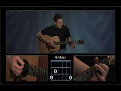 Guitar Lesson #38 -G Major Chord