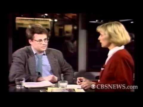 vídeo sobre Stieg Larsson