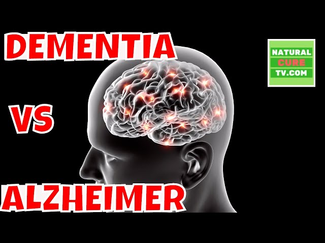 What Are The Differences Between DEMENTIA and ALZHEIMER'S Disease