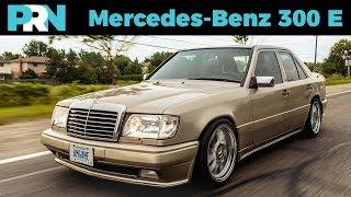 1988 Mercedes-Benz 300E [W124] | TestDrive Spotlight