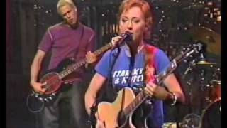 Jonatha Brooke on The Late Show With David Letterman