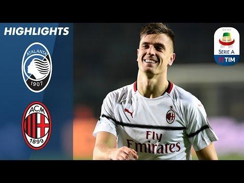 Atalanta 1-3 Milan   Piątek and Çalhanoğlu Topple Atalanta   Serie A