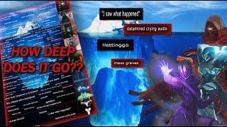 The Destiny Iceberg Explained