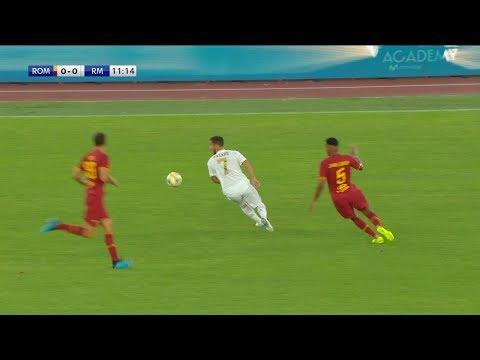Eden Hazard vs Roma 2019   HD 1080i
