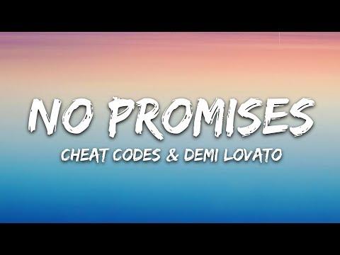 Cheat Codes - No Promises (Lyrics) ft. Demi Lovato
