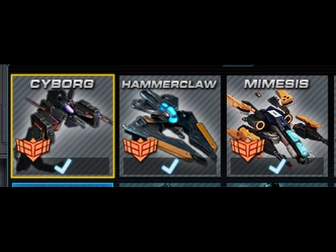 Darkorbit - 3 New Ship - Lazó Do [Offline] - imclips net