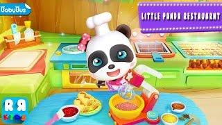 Little Panda Restaurant (By BABYBUS) - New Best Cooking App for Kids