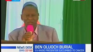 Raila Odinga leads MPs and Senators to mourn Senator Ben Oluoch Okello