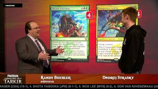 Pro Tour Dragons of Tarkir Deck Tech with Ondrej Strasky