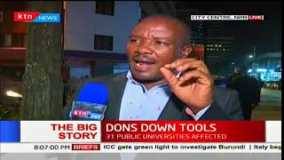 The Big Story: Dons down tools