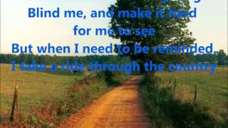 Colt Ford- Ride Through the Country Lyrics