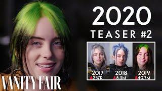 Billie Eilish: Same Interview, The Fourth Year (Teaser #2)   Vanity Fair