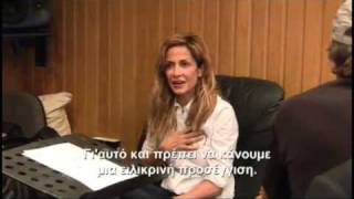 Anna Vissi - Apagorevmeno, In The Studio, Part B [annavissi.net]