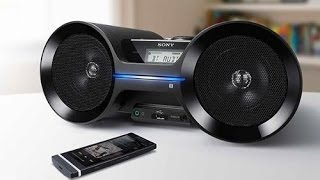 Sony ZSBTY52 Review and sound test