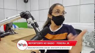 Programa Reporterpb no Rádio do dia 19 de Outubro de 2021