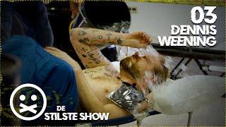 DENNIS KRIJGT KLAPPEN   De Stilste Show #3 met Dennis Weening