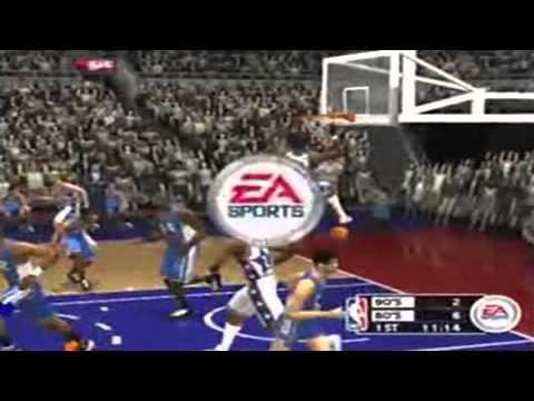 NBA Live 2003 GameCube