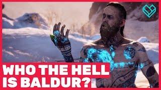 Baldur: The Norse Myth vs God of War Version [SPOILERS]