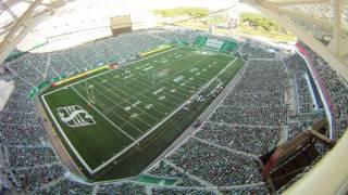 The New Mosaic Stadium