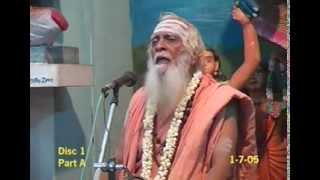 Swami Shantananda Puri - Srimad Bhagavatham (2005) - Lecture 1 (Tamil)