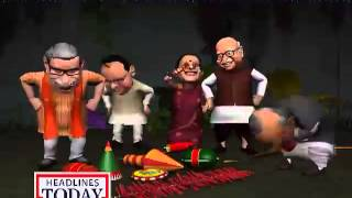 So Sorry: Happy Diwali! What crackers are our politicians bursting