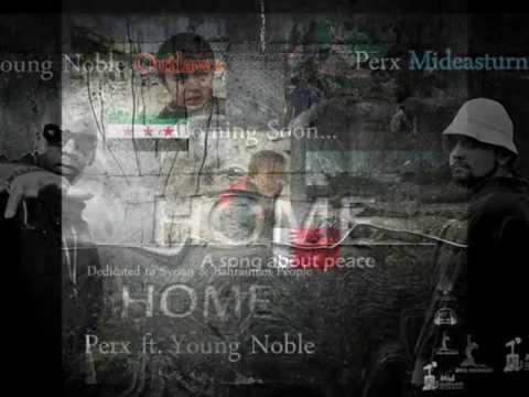 Perx ft. Young Noble-Home (Prod By M.F.E)