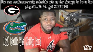 Reaction: New 10-game Slate Could Make SEC UGAs To Lose!!