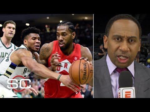Kawhi, Raptors made us all look like 'idiots' – Stephen A. | SportsCenter