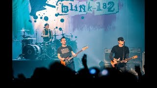 NEW Blink 182  Feat Tom Delonge The Rock Show & What's My Age Again Live