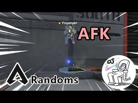 Apex日常精華 - 等圈等到想尿尿時... Random moments【OJ Gaming】